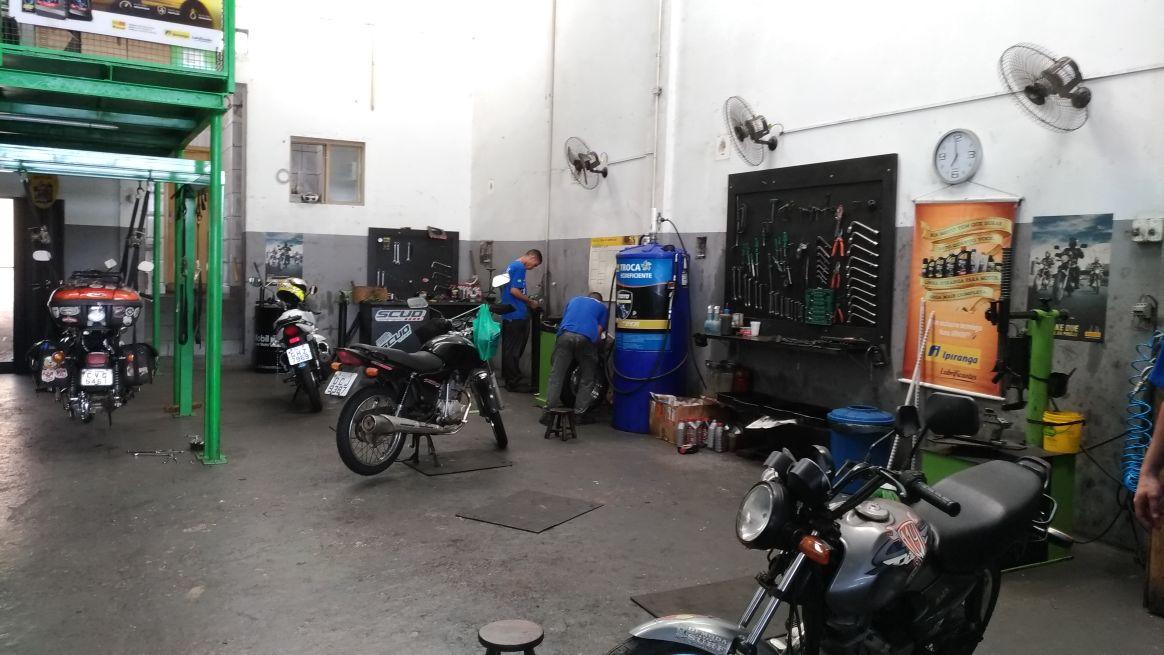 Oficina de Motos em Piracicaba